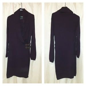 Lauren Ralph Lauren Sweater Dress Sz M